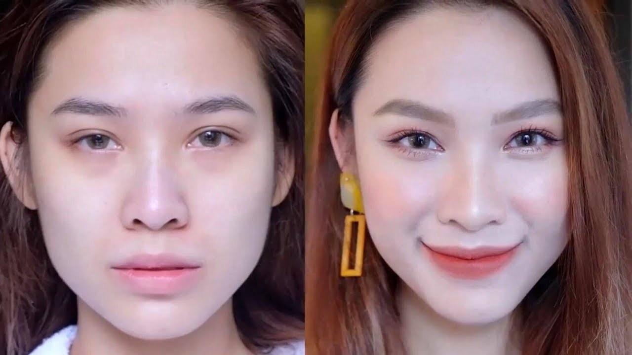 Khi makeup bạn sẽ thấy mình có thể đẹp đến mức nào